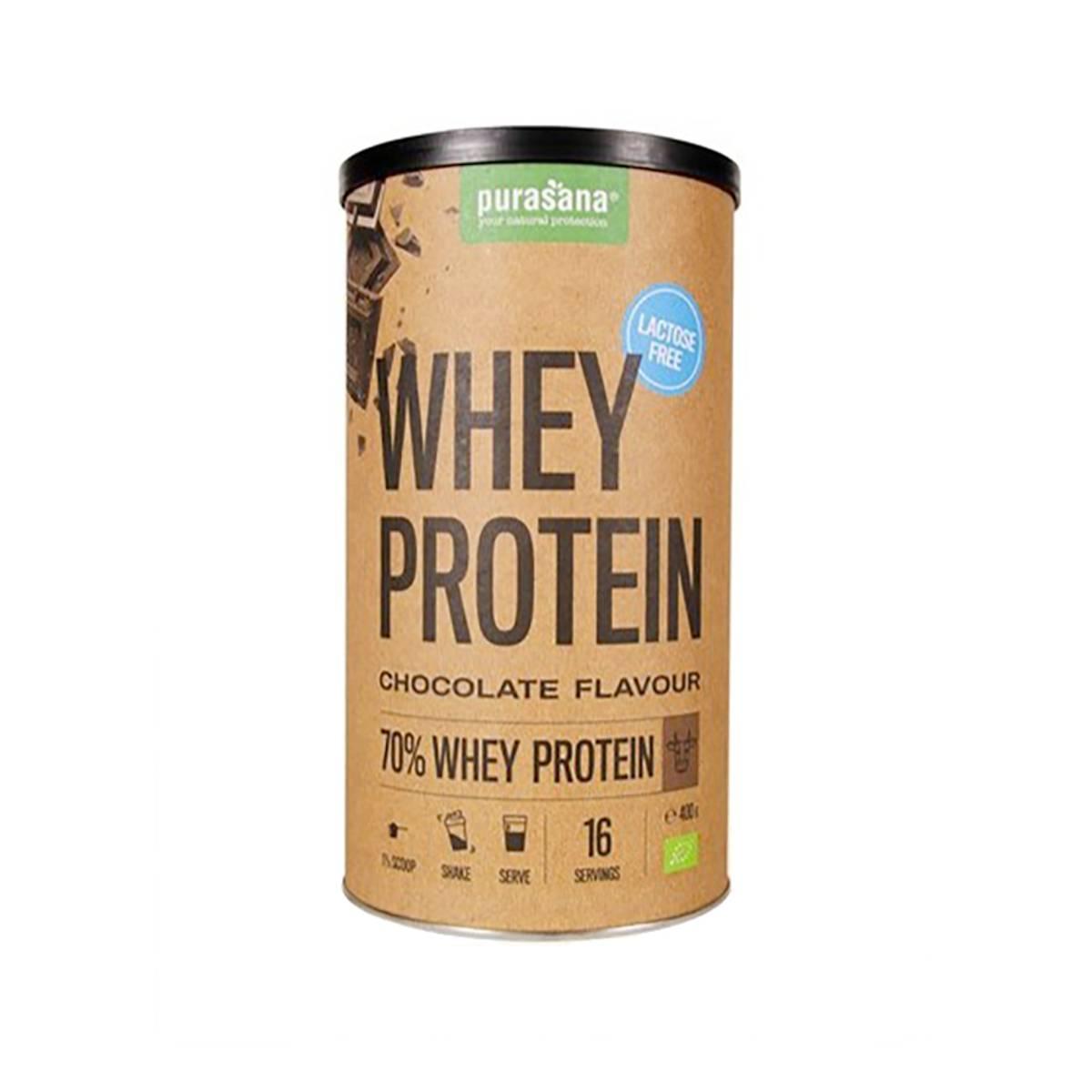 Whey Protein sjokolade laktosefri