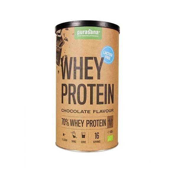 Bilde av Whey Protein sjokolade laktosefri