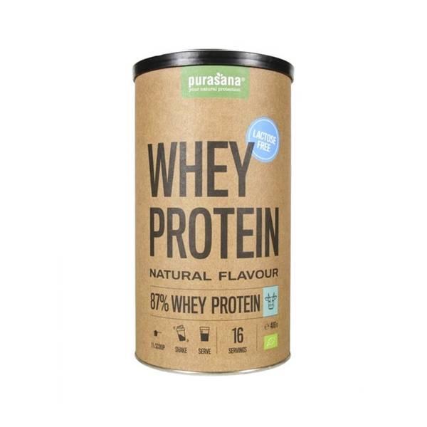 Bilde av Whey Protein naturell laktosefri