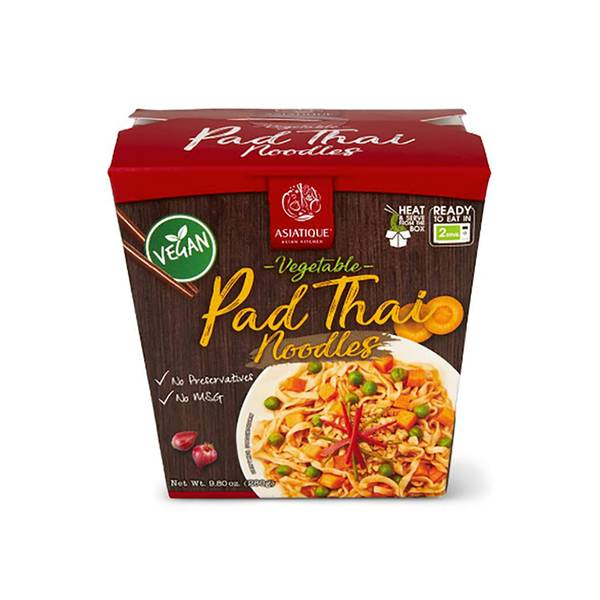 Bilde av Pad Thai Noodles (Vegan)