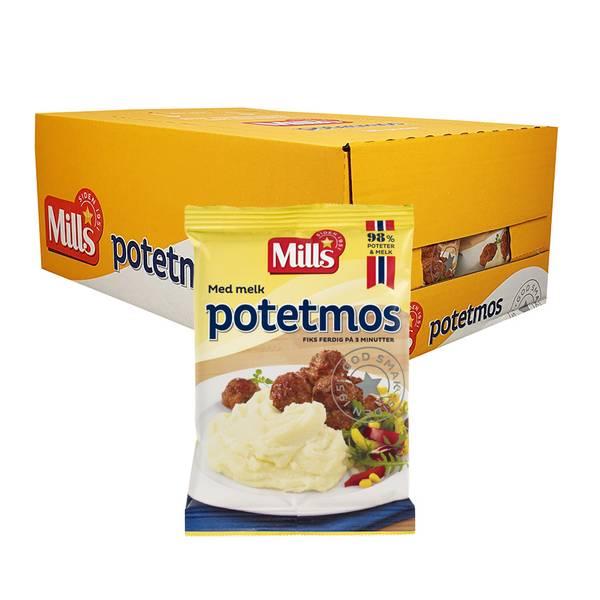 Bilde av Potetmos med melk (Kartong 36stk)